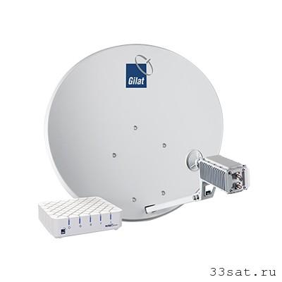 Оборудование для приема услуг спутникового интернета